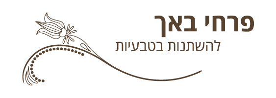 לוגו פרחי באך